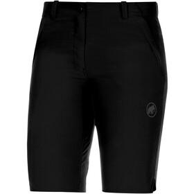 Mammut Runbold Pantalones cortos Mujer, black